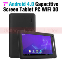 Wholesale quot Google Android Capacitive Screen G Tablet PC Wi Fi G Camera