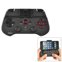 Wholesale IPEGA PG Wireless Bluetooth Controller for iPad iPhone Smartphone Android iOS PC