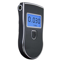 Wholesale Manufacturers professional police digital breath alcohol tester is