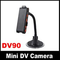 480P high definition video camera - Mini HD DVR Sports High Definition Video Digital Recorder Camera DV90