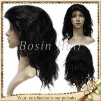 Factory Wholesale brazilian mongolian body virgin lace wig- 2...