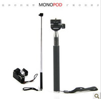 Wholesale NEW XShot handheld extende Monopod Monopods tripod tripods for Digit Camera DV