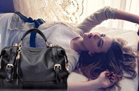Wholesale 2013 New luxury genuine leather designer handbags Lady tote brand name bag handbag sholder gt gt