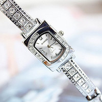 Unisex Rectangle Analog gift for Saint Valentine's Day New quartz Ladies KIMIO Watch K138L ,6 colors,Free shipping by HKpost