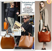 Wholesale Vintage Celebrity Tote Shopping Bag HandBags Adjustable Handle Brand New Fashion Street style