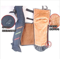 Wholesale Motorcycle Winter Knee and leg Warm Protector Super Thickness and Enlarge Cover for Leg backside JT top sale