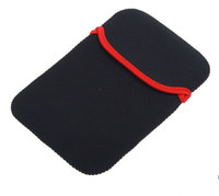 Wholesale Soft Protect Cloth Bag Pouch Cover Case for quot Tablet PC MID Notebook Black Color