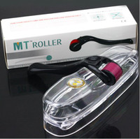 beauty therapy wholesalers - MT derma roller Needles derma roller skin Dermaroller Dermatology Therapy for beauty DHL