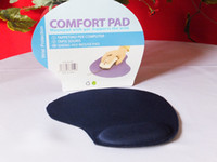 Wholesale New Mouse Mat Computer Mouse Pad Protect the wrist mouse Mats Mice Pads Computer Accessories