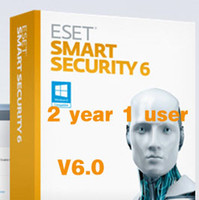 Wholesale ESET NOD32 ESET Smart Security V6 days user account year user yr pc