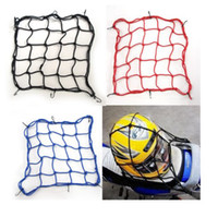 Wholesale Hot Selling Luggage Cargo Boot Net Bike Motorcycle Helmet Storage Holder Package Carrier Bag