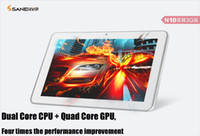 Wholesale Sanei N10 G WCDMA G phone Call Tablet PC quot IPS Capacitive Screen Android GPS Bluetooth
