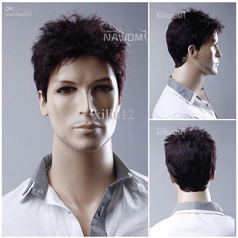 Hair Man Real Wig 88