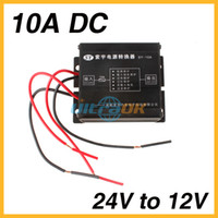 Wholesale 10A DC V to V W Car Motor Power Converter Step Down Regulator