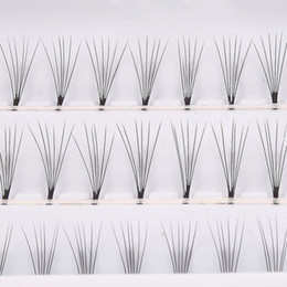 Wholesale 10mm Individual Flase Eyelash Extention HB1677