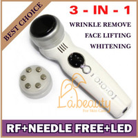 Wholesale Home Use Mesotherapy No Needle Free Beauty Instrument RF Skin Tightening Beauty Machine