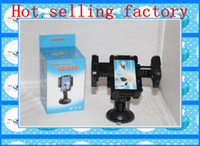 For Apple iPhone   car phone holder for 4 4s 5 5G s1 s2 s3 note 1 2 3 any phone flexible 360 rotate camera