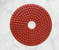 Wholesale Diamond Polishing Pad Flexible Wet Polish Pad Diamonds Flexible Pads