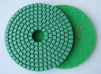 Wholesale flexible polishing pad wet polishing pad diamonds polish pads