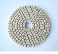 Wholesale 3000 Diamond Flexible Wet Polishing Pad for marble granite and other grinding