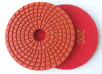 Wholesale Flexible Diamonds Wet Polish Pads Marble Polishing Pad