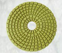 Wholesale 3 Diamond Flexible Wet Abrasive Polishing Pad