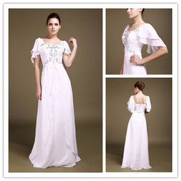 Wholesale 2014 Allured Off Shoulder Pleated Chiffon Floor Length Bridesmaid Dresses Prom Party Gowns RL7015