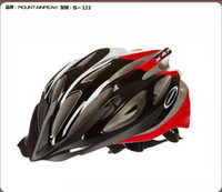 Wholesale Mountainpeak S Bicycle Helmet CE Certification MTB Adault Cycling Outdoor Safety Sports Helmet W