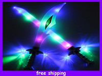 Wholesale Flash Light Saber Toy Sword Lightning Knife for Boys Children