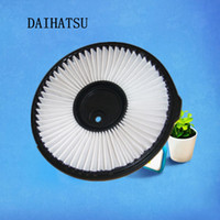filter daihatsu parts - C2226 Large low price finely auto part car compressed air filter for Daihatsu