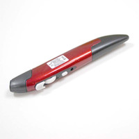 Wholesale Digital Wireless Pen Mouse G Hz Wireless USB transmitter for PC Tablet Laptop Red cc52