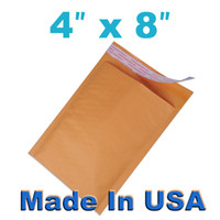 Wholesale 100 quot x quot Premium US MADE Kraft Bubble Padded Mailers Envelope Bags