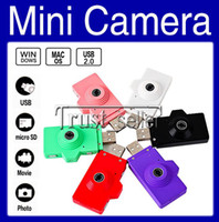 Wholesale New arrival USB digital camera mini camera Spy Hidden Camcorder Colors