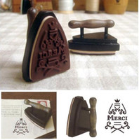 Wholesale Electric Irons Pattern Seal Stamps Iron Props Toy Stationery Tools