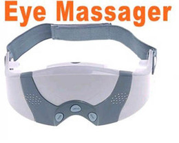 Wholesale Mask Migraine DC Electric Care Forehead Eye Massager drop shipping
