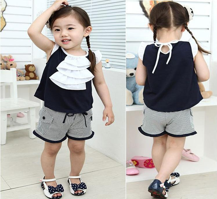 Pant Shirt For Girls Baby Girls Sets Cotton t Shirt