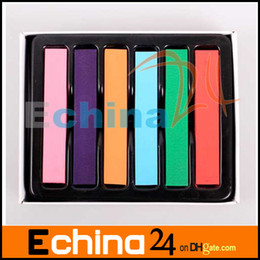 Wholesale Hot Temporary Hair Color Dye Pastel Chalk Bug Rub hair color chalk colors mix color will new color