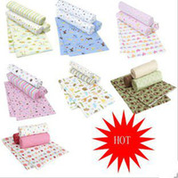 Wholesale Cotton Shawl Blanket Receiving Toddler Blankets Air Baby Towel
