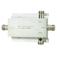 Wholesale Way Power Splitter MHz Signal Booster Divider