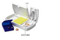 Cheap Best price Pill Box with Pill Cutter, Pill Cutter, Medicine Storage Organizer Container