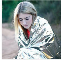 Wholesale 30pcs CM Waterproof Emergency Survival Foil Thermal First Aid Rescue Blanket