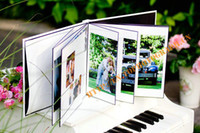 Wholesale 10x10 inch sides La vie Albums Photo albums photo books Wedding albums Flush mount