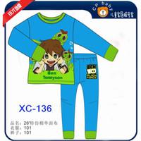 Wholesale 10th March brand GOP sets Baby Long sleeves cotton pajamas pyjamas baby sleepwear Minnie XC13