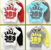 Cheap Christmas Outfits Best Boy 2-8years Hoodies