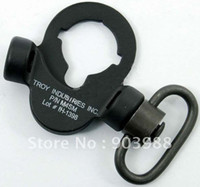 Wholesale Full Steel Dual Side QD Sling Swivel Black for AEG