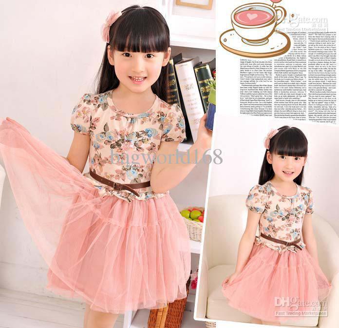 Cute Summer Dresses For Kids - KD Dress