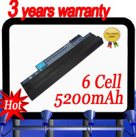 Wholesale Aspire One D255 AL10A31 Cell Black Laptop battery