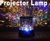Wholesale New Novelty Items New Amazing LED Star Master Light Star Projector Led Night Light