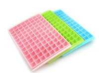 Wholesale Hot Selling Grid Silicone Jewelry Diamond Shape Ice Cube Maker Mold Tray