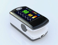 Wholesale Mini Finger Pulse Oximeter CMS E new style portable Blood Testing sets